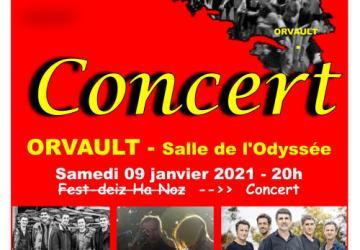 HAMON/MARTIN Quintet - Les 20 ans ! / Duo BLAIN-LEYZOUR