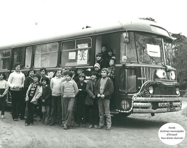 Le jour où des enfants transformèrent un bus