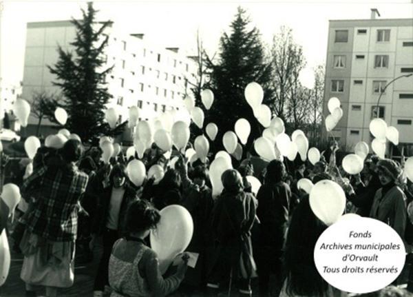 Carnaval dans le quartier