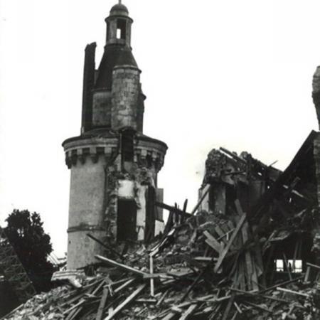 Le château disparu